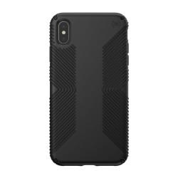 Калъф Speck iPhione XS Max PRESIDIO GRIP - BLACK/BLACK