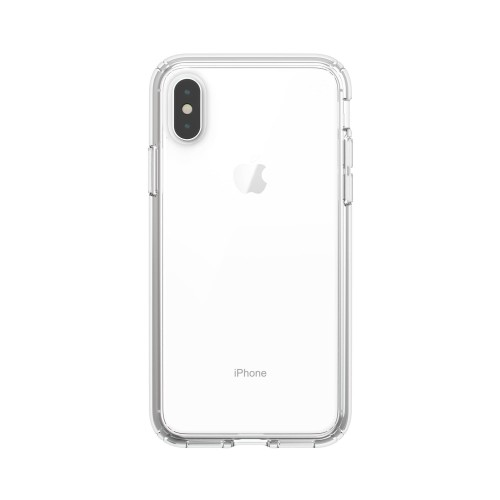 Калъф Speck iPhone XS / X PRESIDIO STAY CLEAR - CLEAR/CLEAR