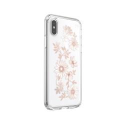 Калъф Presidio Clear + Print iPhone XS / X Cases -