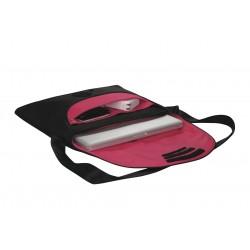 Чанта Be.ez La Garde Black Addict за MacBook 13inch - Black-Pink