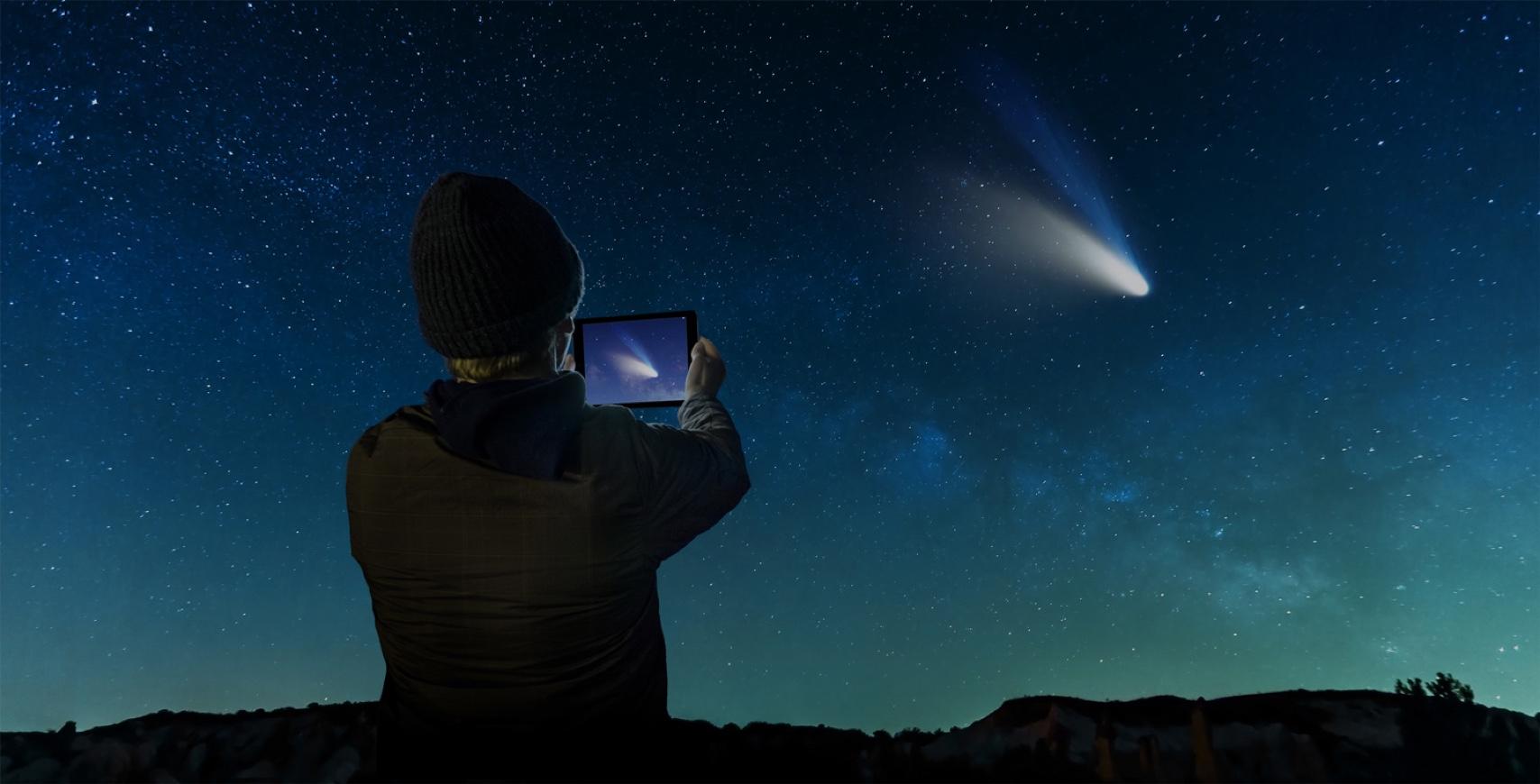 Comet-ar