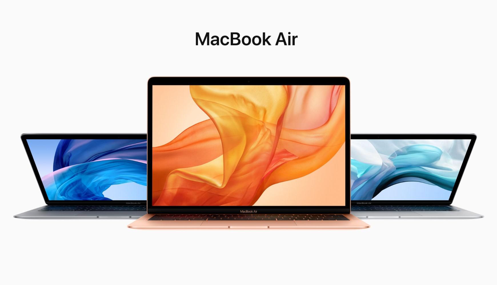 Новият MacBook Air