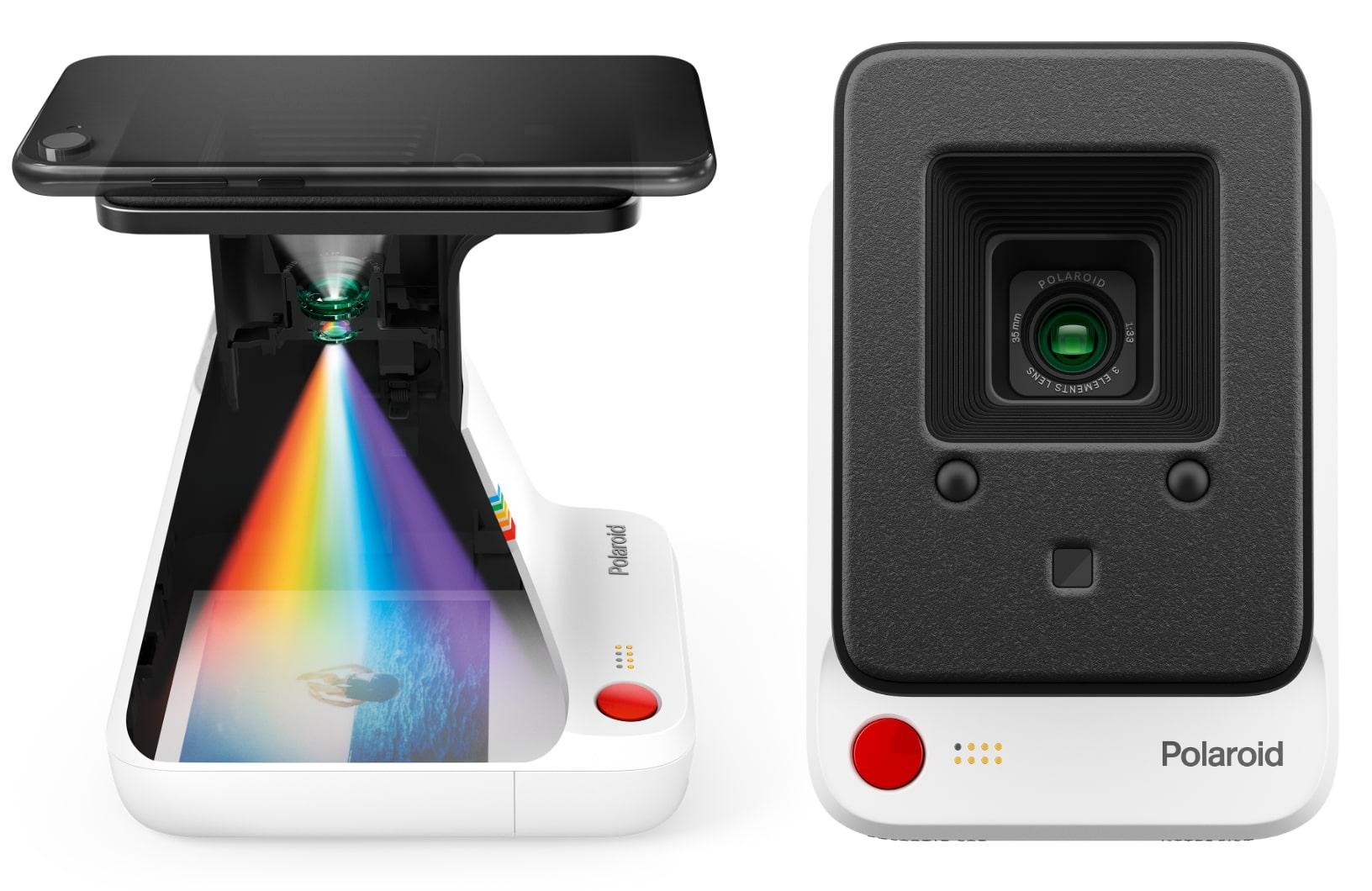 Фото-принтер Polaroid Lab