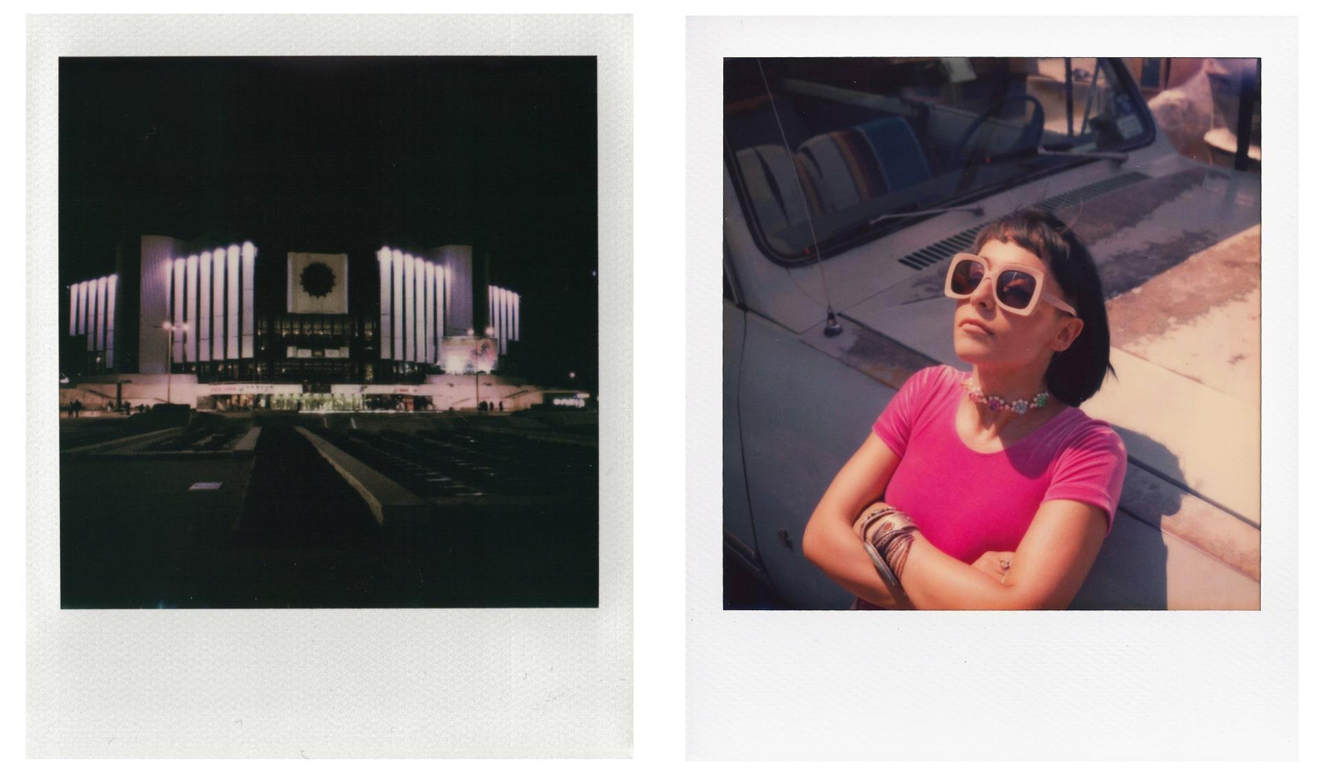 Фото-принтер Polaroid