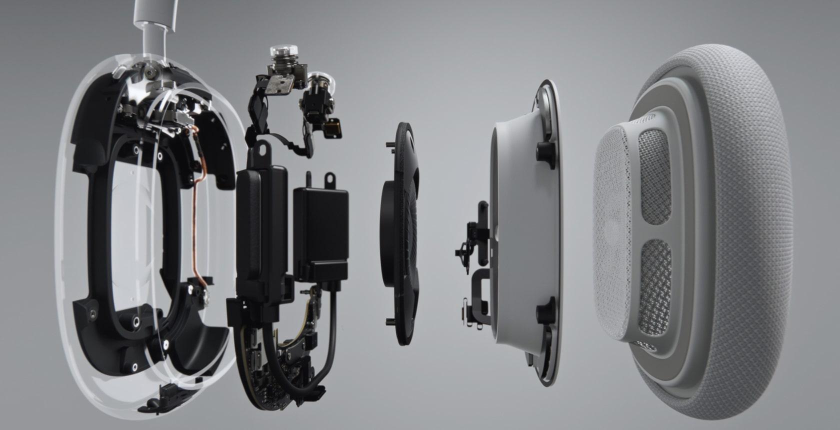Безжични слушалки AirPods Max
