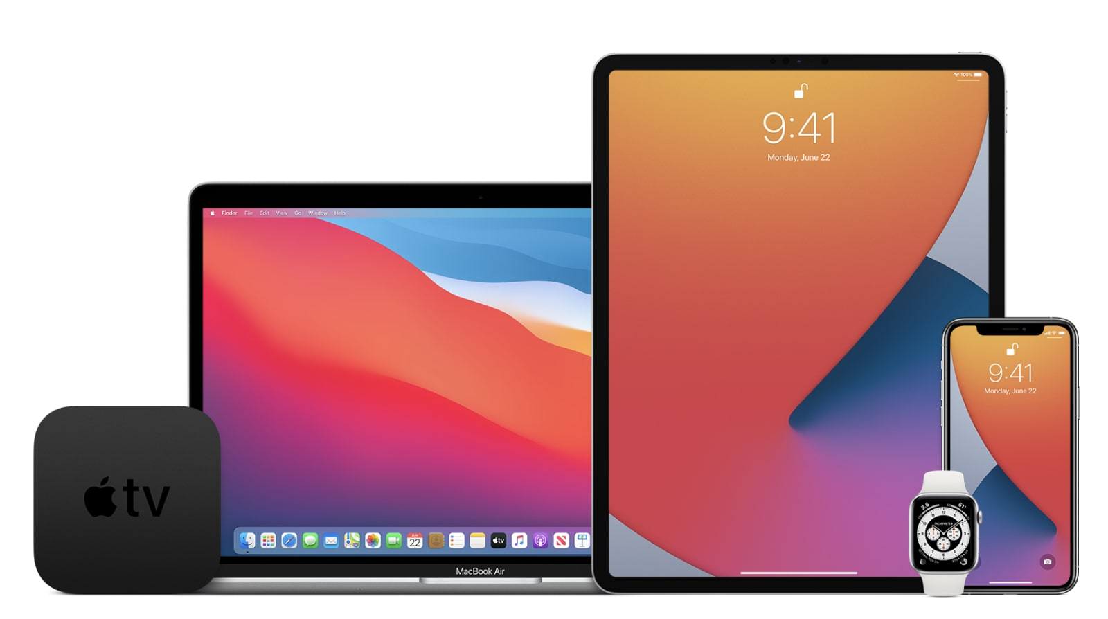 Новите операционни системи на Apple