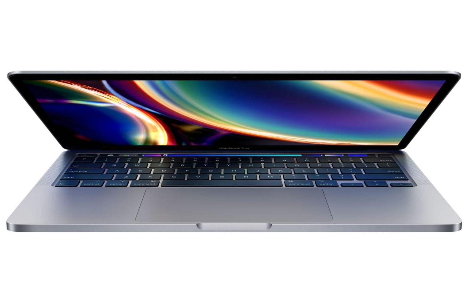 Новият MacBook Pro 13 Retina